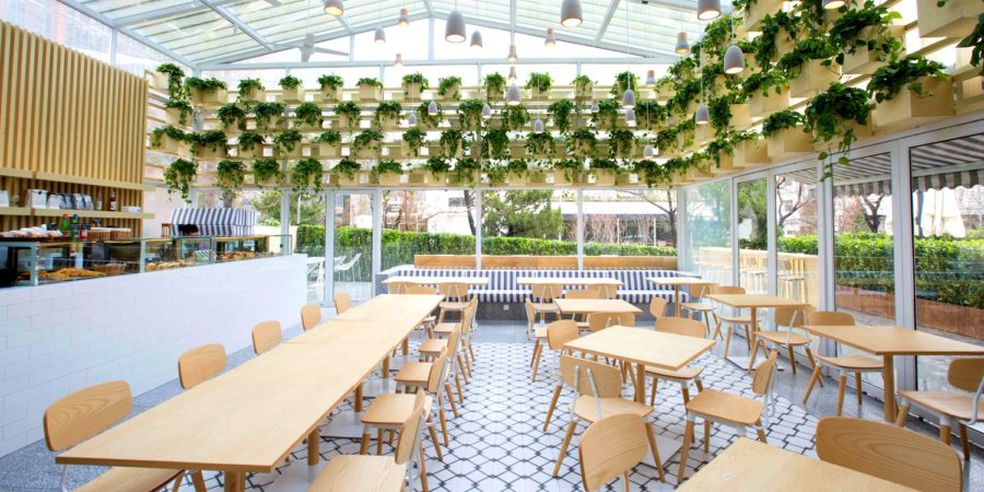 coffee shop cool design inspiration from the most instagrammable rh franceandsonblog com